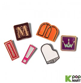 MAMAMOO - BADGE SET