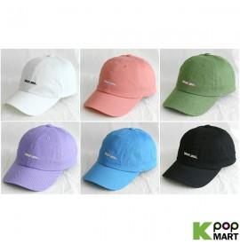 [ D ] BK wall line ballcap
