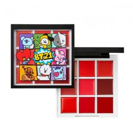 BT21 x VT - Art in Lip Palette