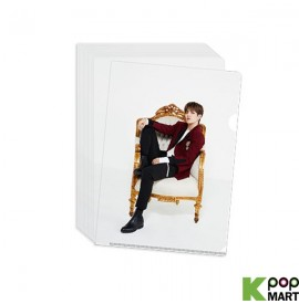 SEVENTEEN - CLEAR FILE (WHITE)