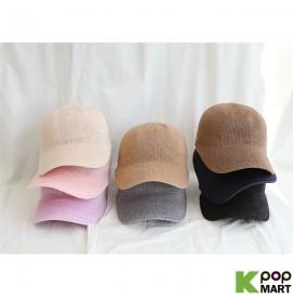 [ D ] Linen ballcap