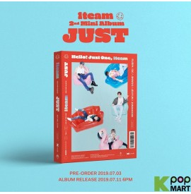 1team Mini Album Vol. 2 - JUST