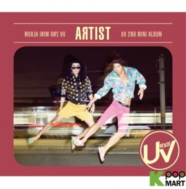 UV Mini Album - Artist