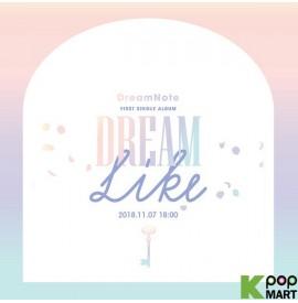 Dream Note Single Album...