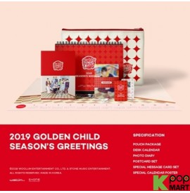 Golden Child - Golden Child...