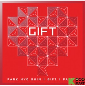 Park Hyo Shin Album Vol. 6...