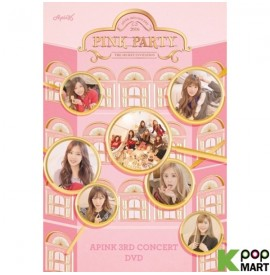 Apink 3rd Concert Pink...