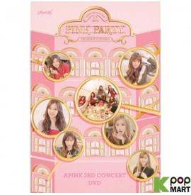 Apink 3rd Concert Pink...