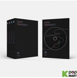 BTS Album Vol. 3 - Love...