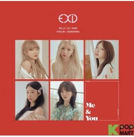 EXID Mini Album Vol. 5 - WE