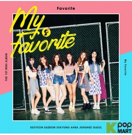 Favorite Mini Album Vol.1 -...