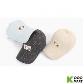 [ D ] Dot bear ballcap