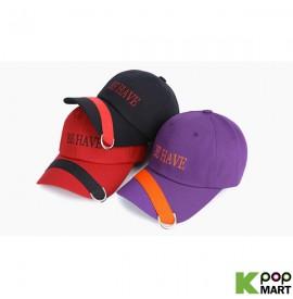 [ D ] Be have strap ballcap