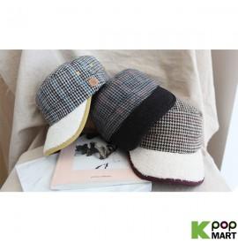 [ D ] Wool check color line...