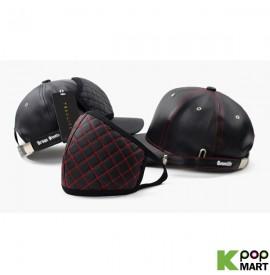 [ D ] Urban mask ballcap