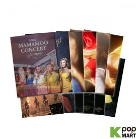 MAMAMOO - POSTER SET(in DAEGU)