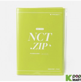 NCT - ZIPPER NOTE