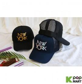 [ D ] Newyork mesh ballcap