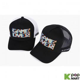 [ D ] Gameover mesh ballcap