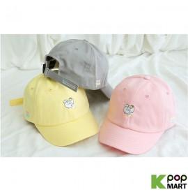 [ D ] Pompom short ballcap