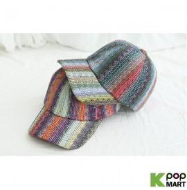 [ D ] Ethnic color knit...
