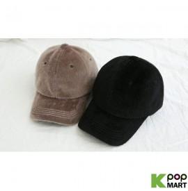 [ D ] Calf skin plain ballcap