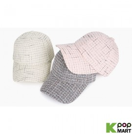 [ D ] Tweed ballcap