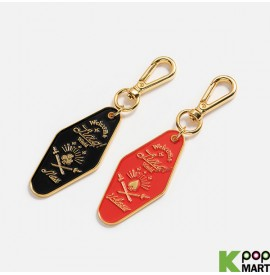 TVXQ - HOTEL KEY RING