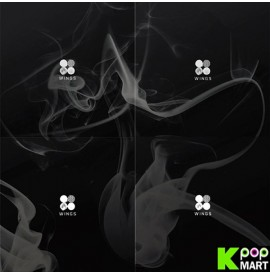 BTS Album Vol. 2 - WINGS (4...