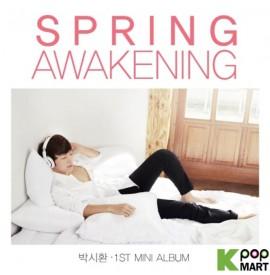 Park Si Hwan Mini Album...