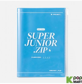 Super Junior - ZIPPER NOTE