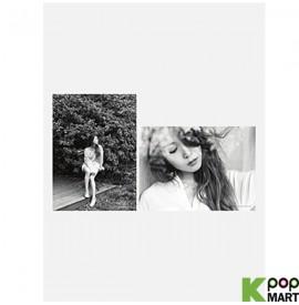 BoA - [KISS MY LIPS] A4 PHOTO