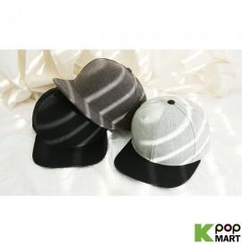 [ D ] Snapback plain cap