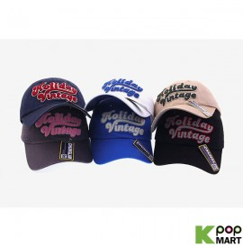 [ D ] Holiday vintage ballcap