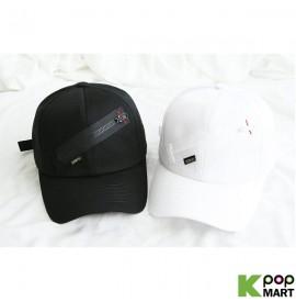 [ D ] Belt zipper ballcap