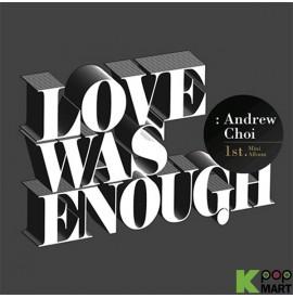 Andrew Choi Mini Album Vol....