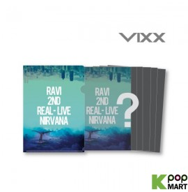 VIXX RAVI - [NIRVANA]...
