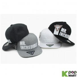 [ D ] Mr incredible snapback