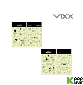 VIXX - LUMINOUS STICKER SEt