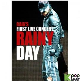 Rain - Rain's First Live...