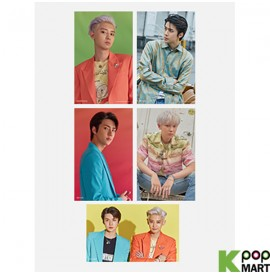 EXO-SC - [What a Life] 4X6...