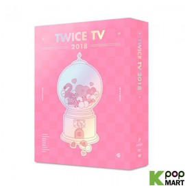 Twice - Twice TV 2018 DVD...