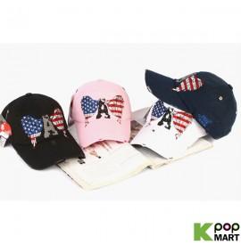 [ D ] American eagle ballcap