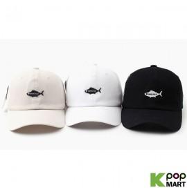 [ D ] Paper fish ballcap