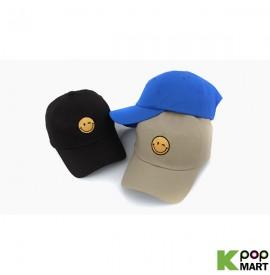 [ D ] Smile ballcap