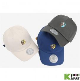 [ D ] Helmet icon ballcap
