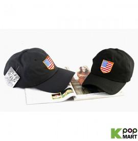 [ D ] America shield ballcap