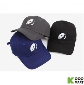 [ D ] Panda ballcap