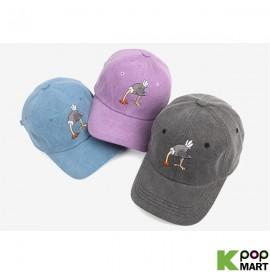 [ D ] Ostrich ballcap