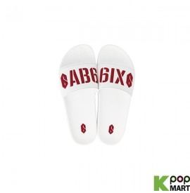 AB6IX - LOGO SLIDE WHITE